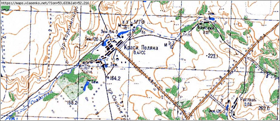 красная поляна оренбургская область фото обновленного чеха даёт