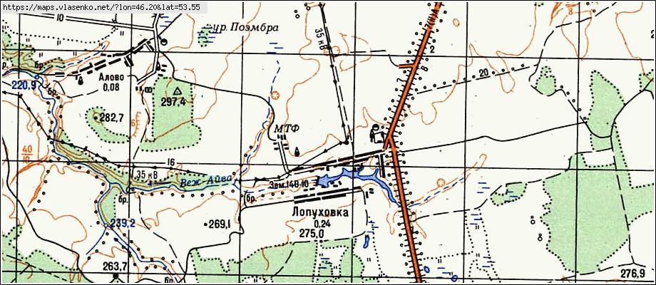 Рыболовные места пензенской области на карте