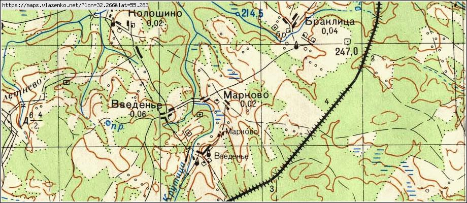Karta 2019 Markovo Karta