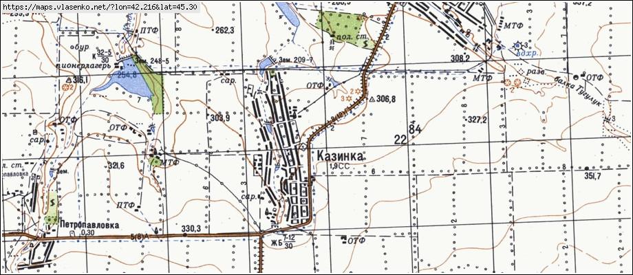 карта рыбная ловля  ставрополье
