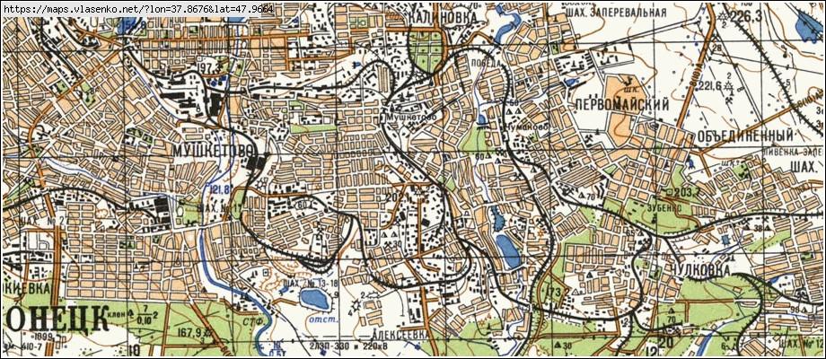 топографические карты беларуси 1 100000