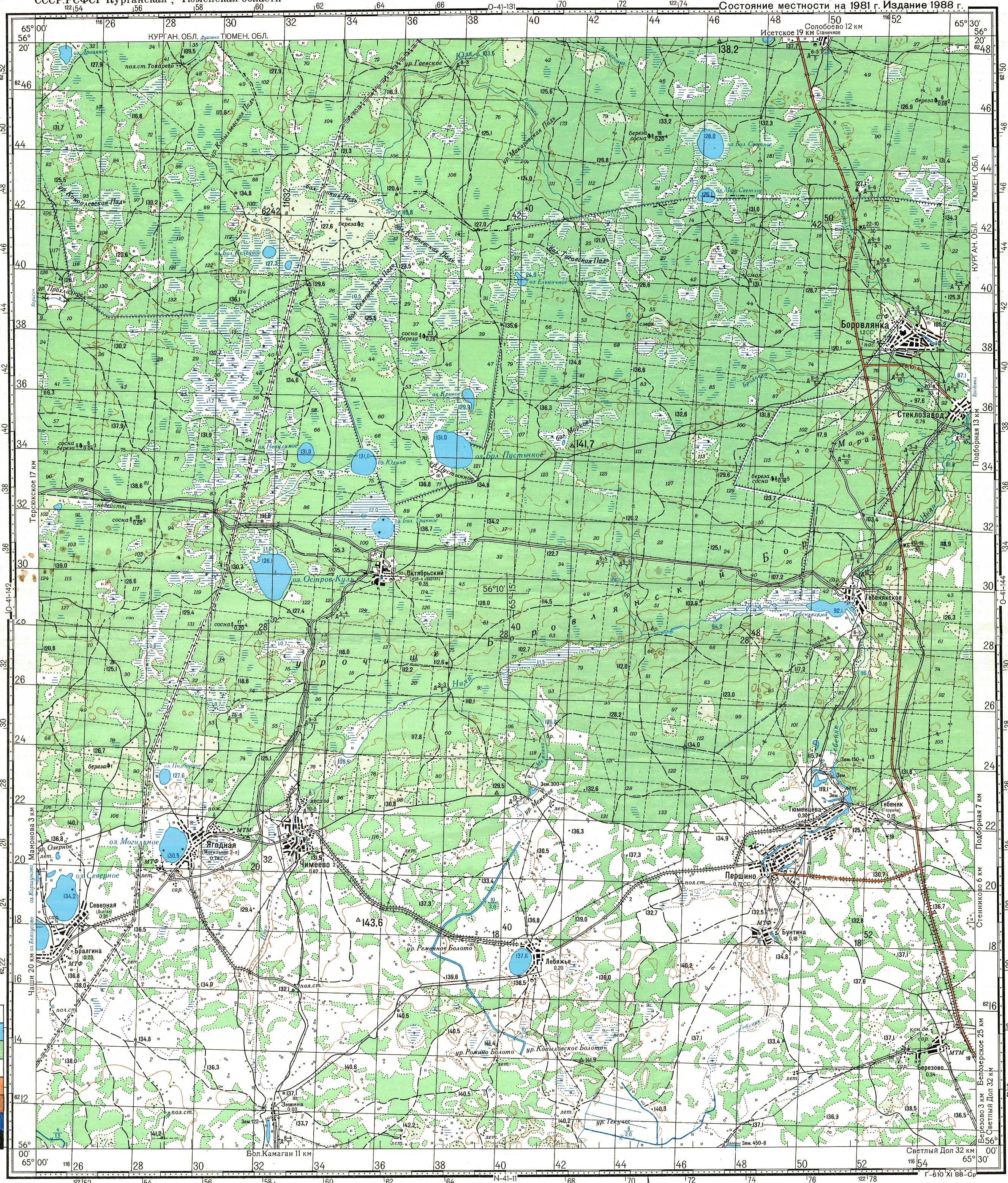 курганская область белозерский район фото